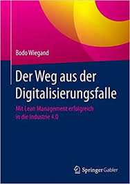 Industrie 4.0 - Digitalisierung - Cover
